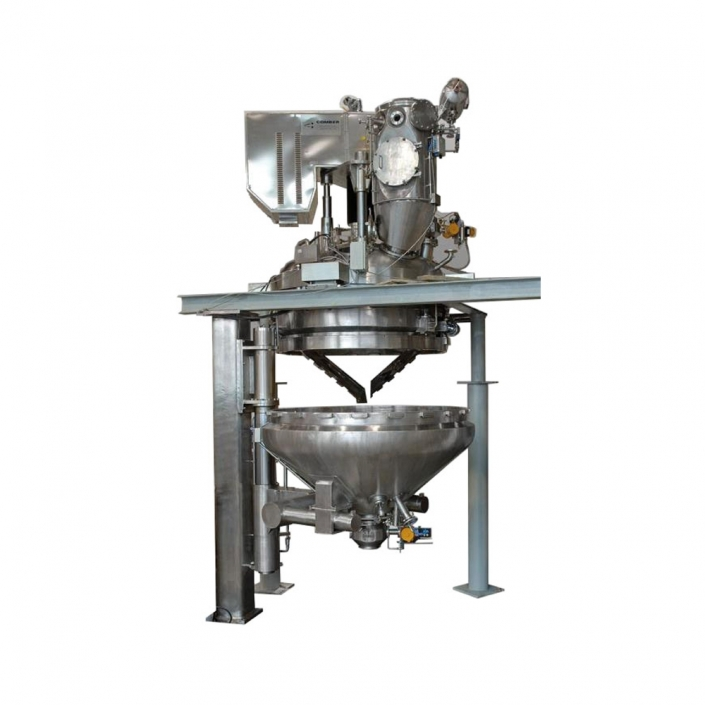 Vertical Vacuum Dryer COMBER Condry®