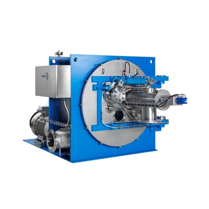 HEINKEL Horizontal peeler centrifuge - Chemical design
