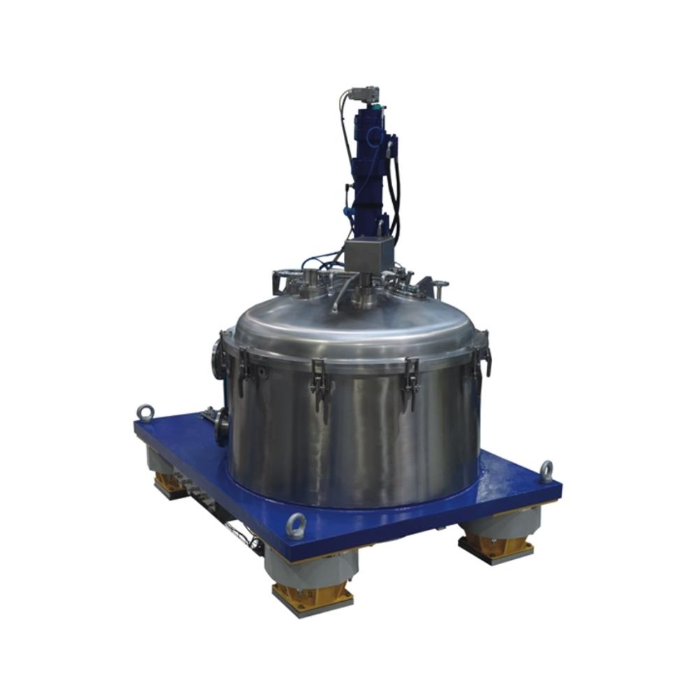 Vertical Peeler Centrifuge Pharma