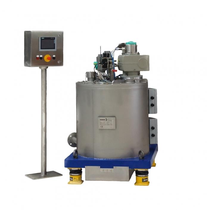 HEINKEL Tiocent - Classifying centrifuge