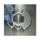 Working platforms for conical dryers