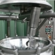 Pilot plant Conical Dryer & Mixer - Year 1992